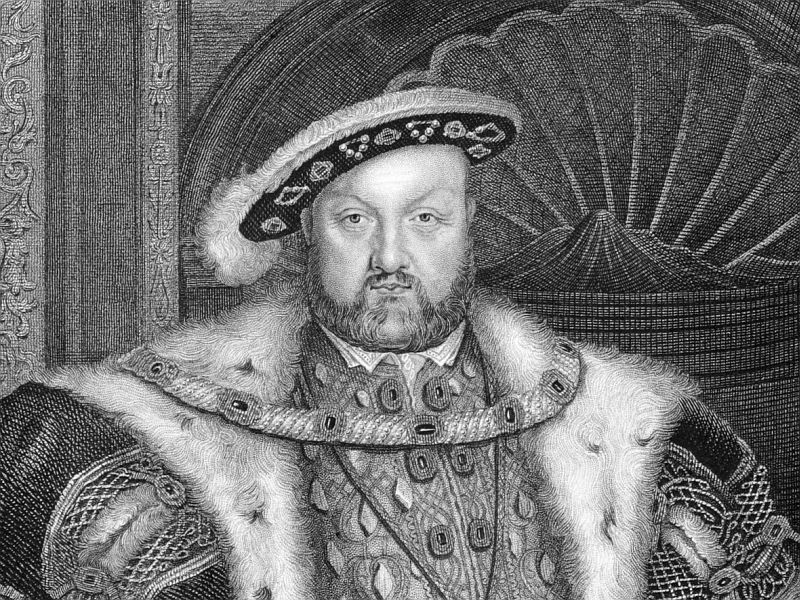 News Picture: Head Injuries May Explain Henry VIII's Erratic Behavior, Study Suggests