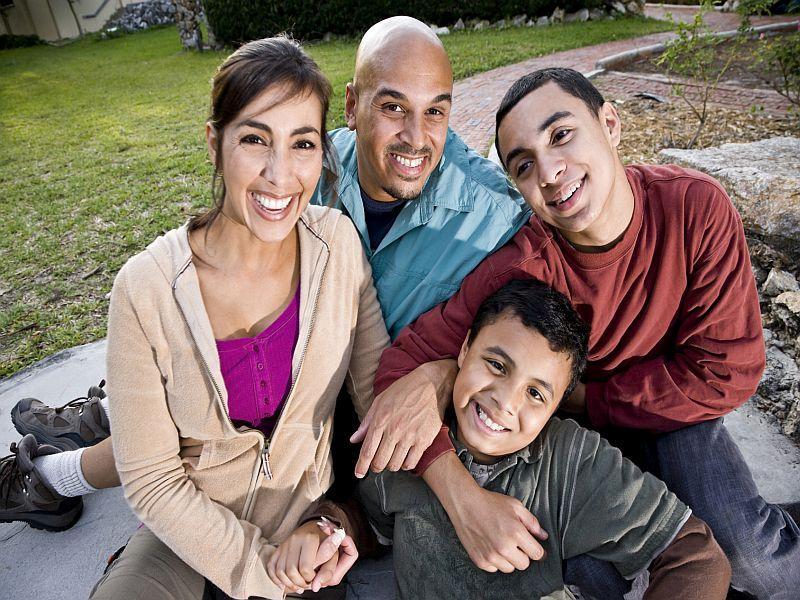 Family Key to Helping Teens Avoid Obesity