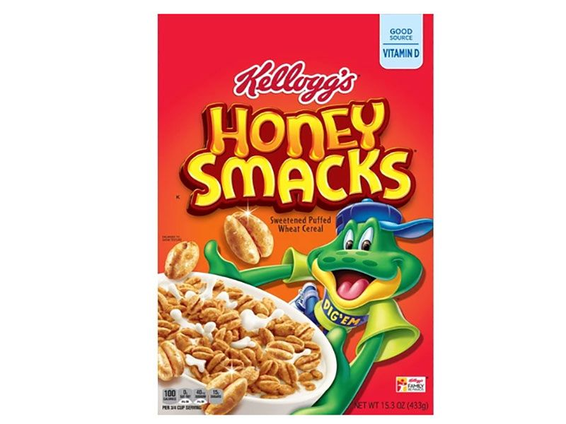 News Picture: 100 Now Sickened by Salmonella-Tainted Honey Smacks Cereal