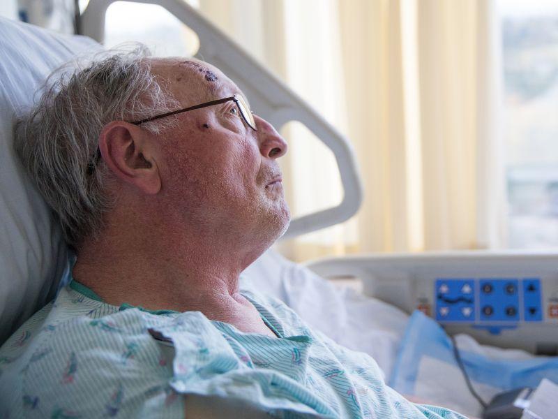 住院可能会加速老年人的认知能力下降