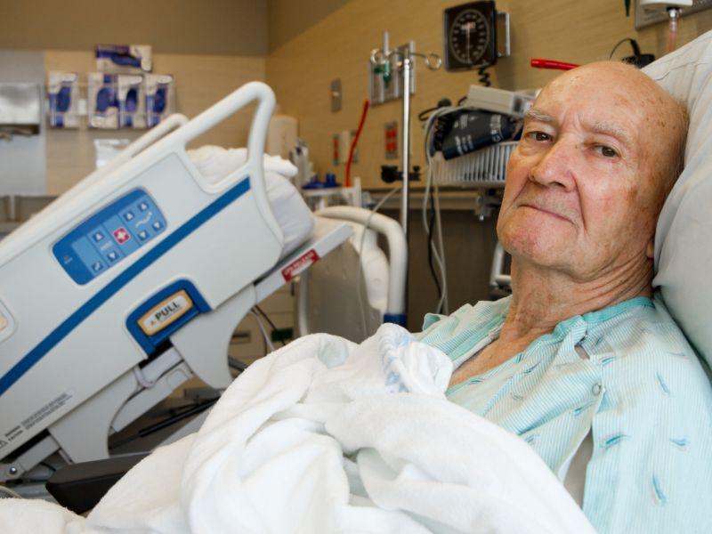 Cómo alegrar la época de fiestas de los pacientes de los hospitales