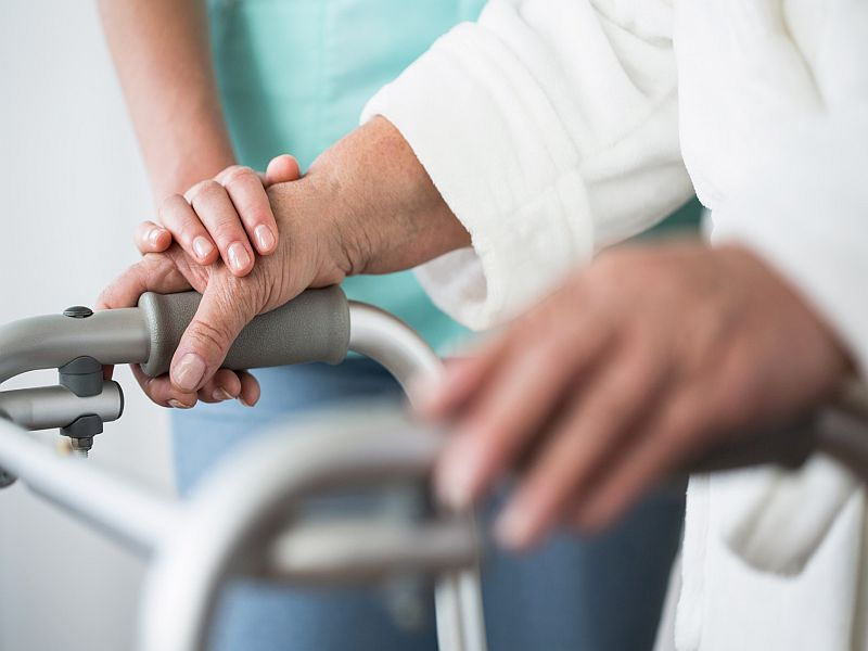 Fracture Risk Higher for Seniors With Diabetes