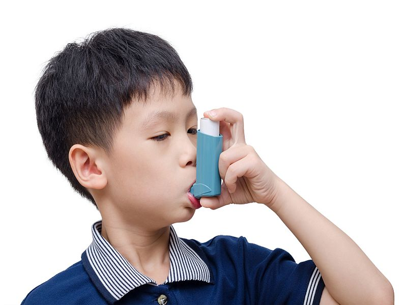 Bedroom Air Filters May Help Kids With Asthma Breathe Easier