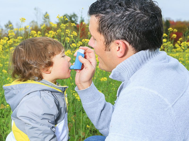 Obesity Boosts Childhood Asthma Risk by 30 Percent