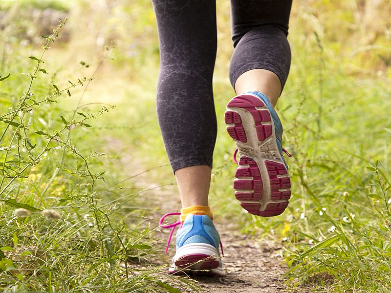 Hey Runners, Be Sure to Choose the Right Shoes