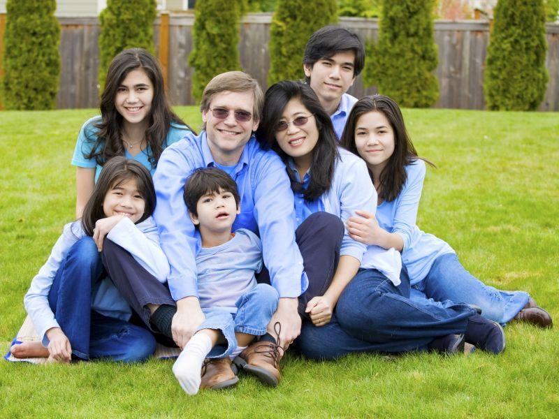 Bigger Family, Lower Cancer Risk?