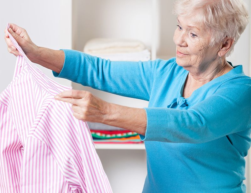 The Silver Lining Behind Household Chores