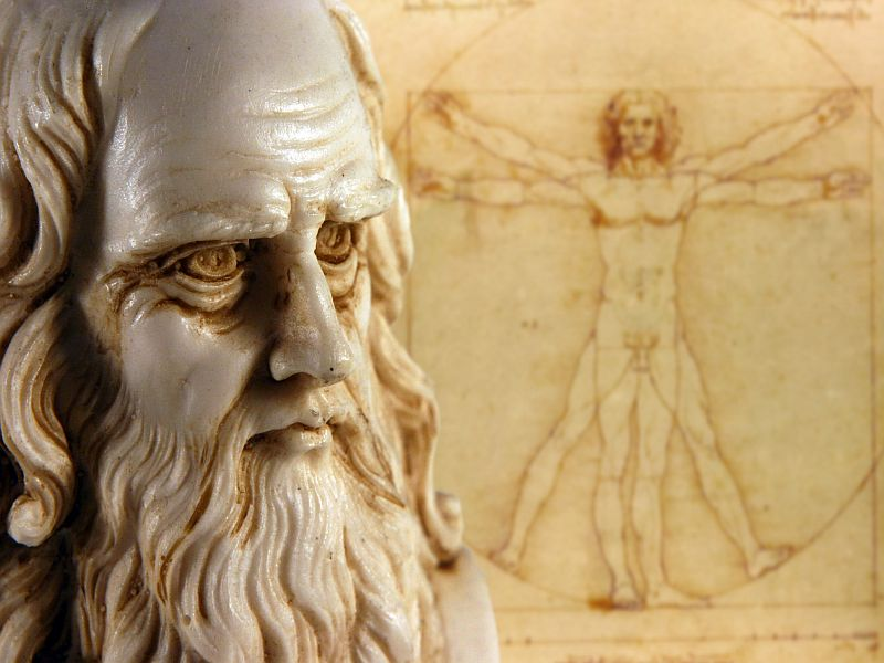 Cracking the da Vinci DNA Code