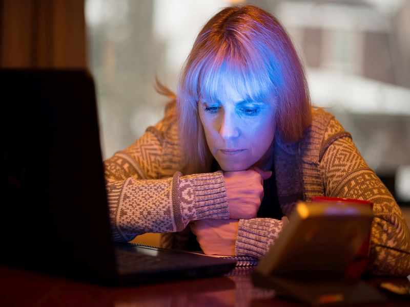 News Picture: Could Your 'Holiday Blues' Be Seasonal Affective Disorder?