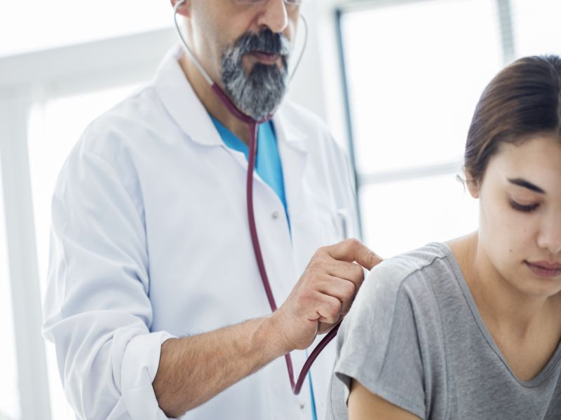 Sex Hormone Levels May Impact Development of Asthma