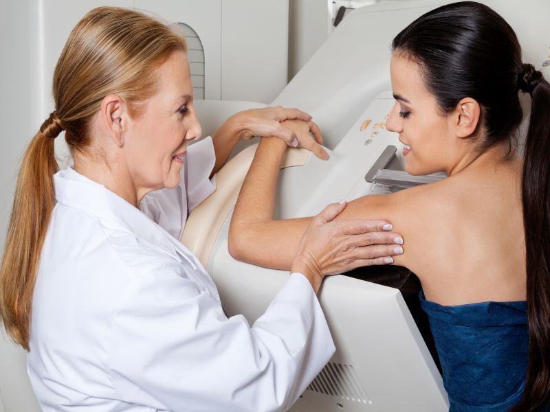 News Picture: Women Still Want Annual Mammograms