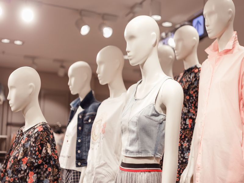 News Picture: That Store Mannequin May Be Anorexic