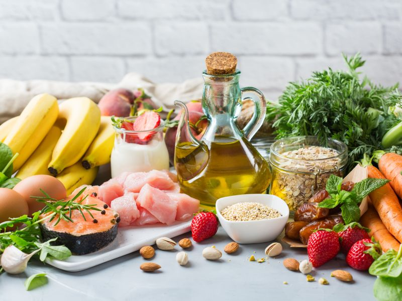 Mediterranean Diet Might Lower Your Odds for Parkinson's