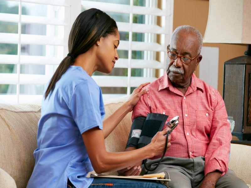 Blacks May Face Higher Stroke Risk From AFib