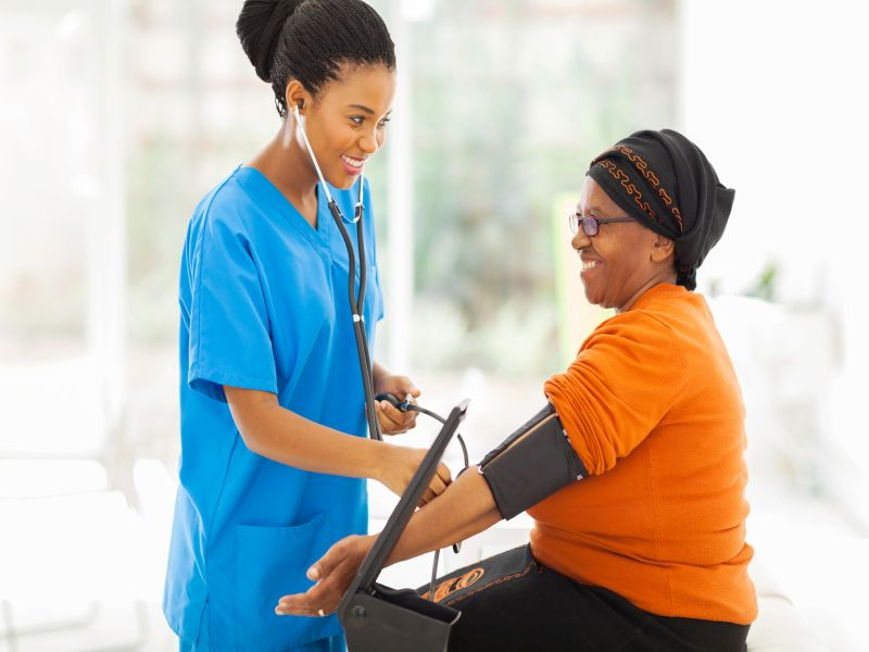 Black Women in the U.S. Still Missing Out on Heart Care