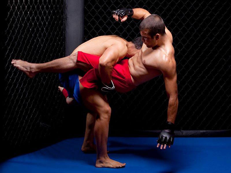 Mixed Martial Arts Injuries Less Serious Than Those From Boxing: Study