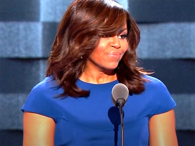 Michelle Obama Says She Is Suffering From Depression