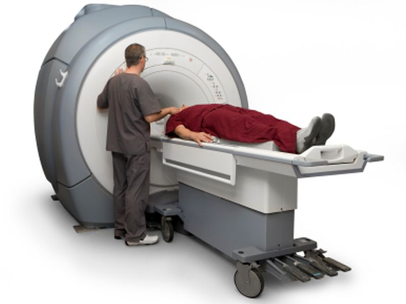 News Picture: MRIs Safe With Older Pacemakers, Study Finds