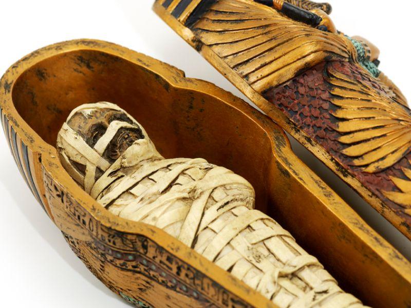 O DNA de uma múmia dá dicas para a longa história do Egito