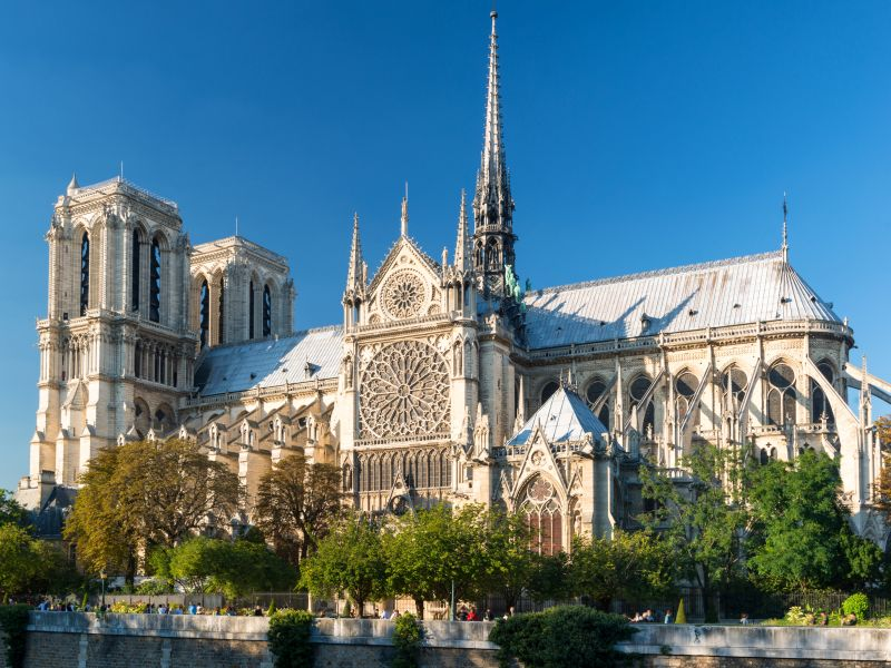 News Picture: Toxic Lead Fallout From Notre Dame Fire May Be Worse Than Thought