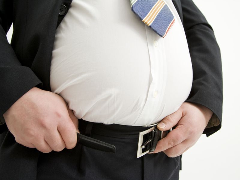 News Picture: 'Healthy' Obese Still Face Higher Heart Risks