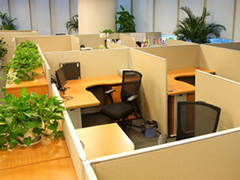 Stressed at Work? Open Office Plan Might Help