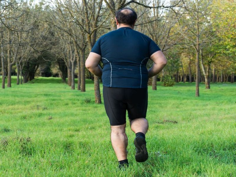 Exercise Makes Even the 'Still Overweight' Healthier: Study