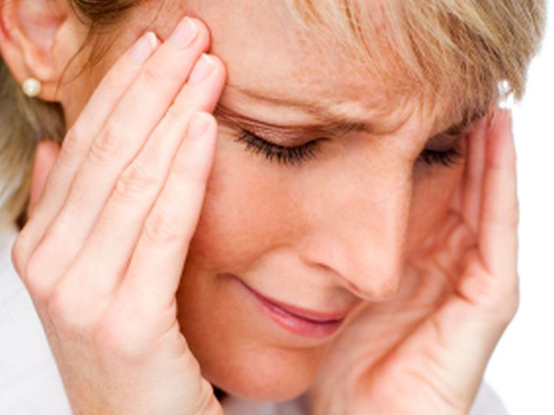 Migraines May Worsen as Menopause Approaches