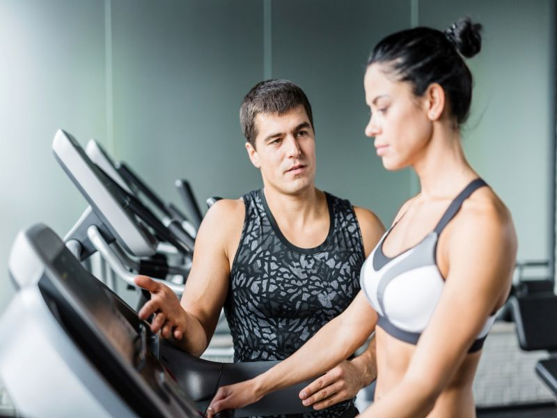 News Picture: Selecting a Personal Trainer
