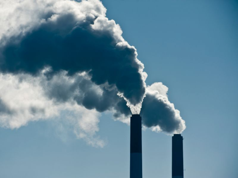 Study Upholds Link Between Air Pollution and Higher CVD Risk