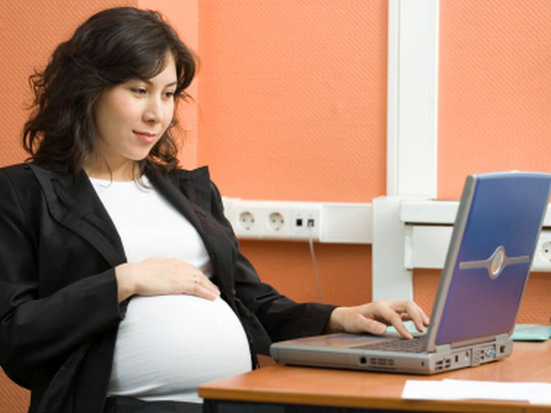 Can Pregnancy Put a Damper on Your Career?