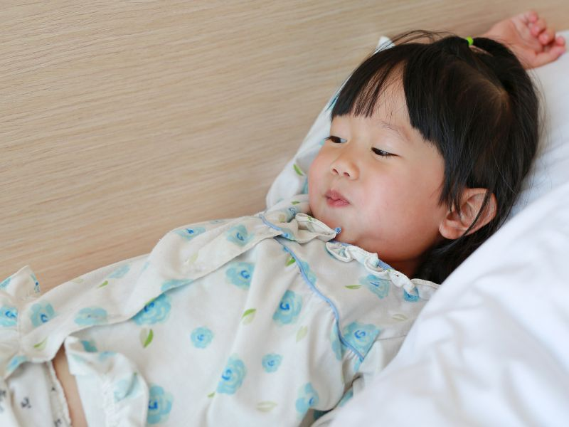Healthy Sleep Habits for Kids Pay Off