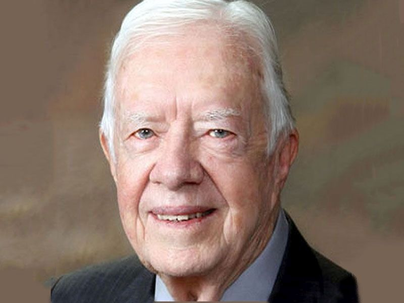 Jimmy Carter Says Brain Scans Show No Signs of Cancer