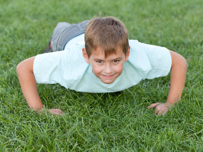 Special Diet May Be Boon for Kids With Crohn's, Colitis