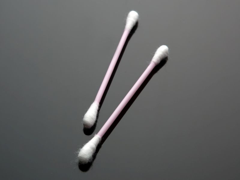 News Picture: Hear This! Keep Cotton Swabs Out of Kids' Ears