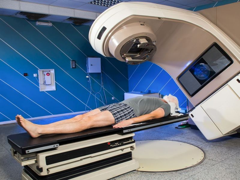 Radiation Treatment Is Hard on the Heart