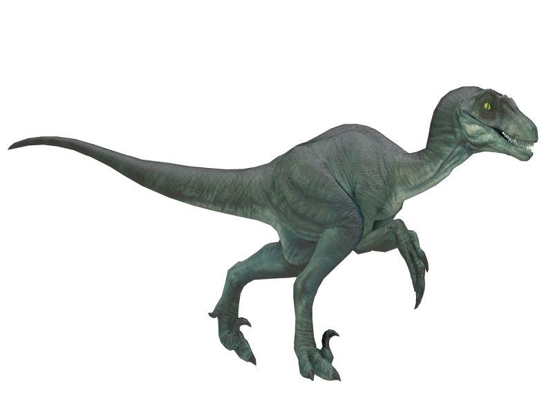 News Picture: A Vicious Vegetarian Dinosaur?