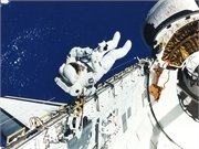 Nyhedsbillede: Hjerteceller ændres under rumflyvning