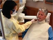 不要拖延口腔科就诊流感大流行期间