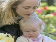 Depressionen der Mutter können zu Verhaltensproblemen bei Kindern führen