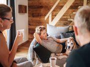 ¿Practica el distanciamiento social? Su salario tiene un rol