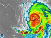 News Picture: U.S. Hurricanes Are Bigger, Stronger, More Destructive: Study