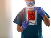 床头Covid-19测试比标准PCR测试快
