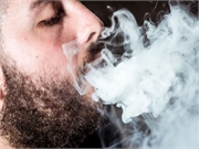 News Picture: Vaping No Better Than Cigarettes for Your Lungs, Study Suggests