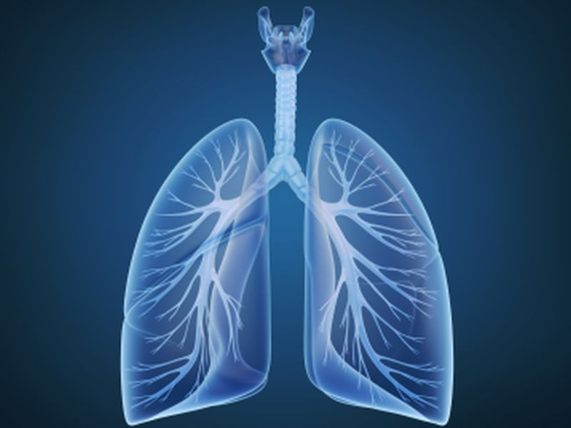 News Picture: Keytruda May Help Fight Tough-to-Treat Lung Cancer