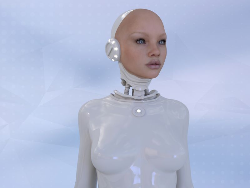 News Picture: Sex Robots Are Already Here, But Are They Healthy for Humans?