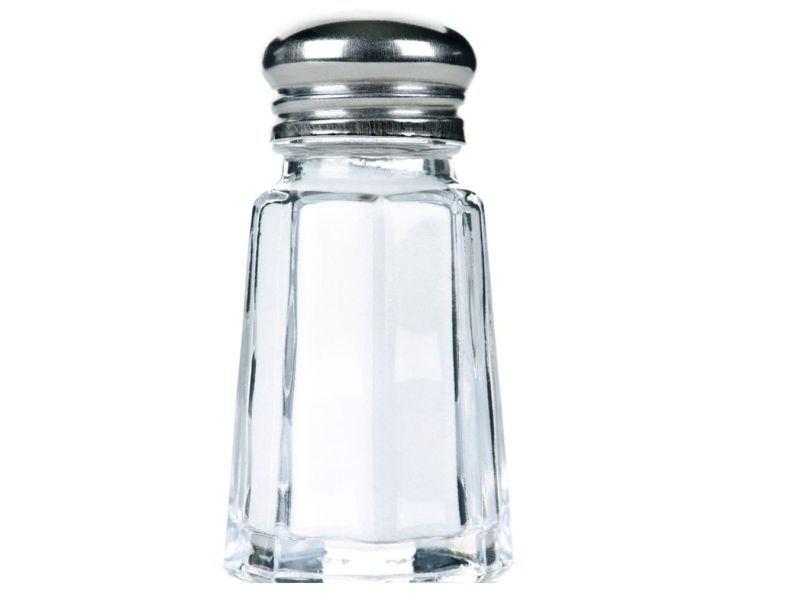 News Picture: Americans Still Consume Too Much Salt: CDC