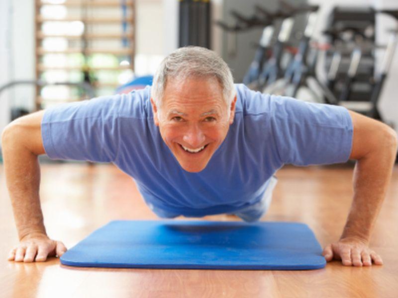 El estado de salud de las personas mayores de EE. UU. está mejorando, sobre todo si son ricas y blancas