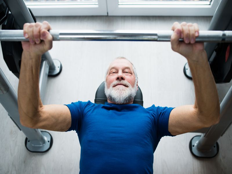Even Age 80 Is Not Too Late to Begin Exercising: Study