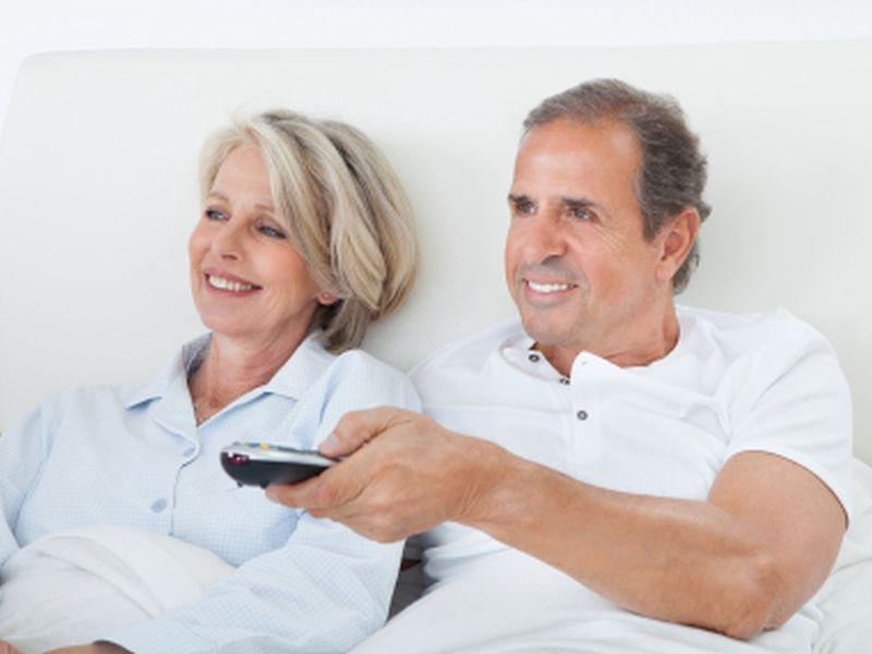 Un exceso de televisión podría costarle la movilidad